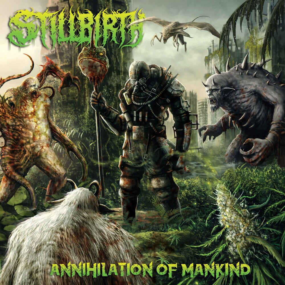 Stillbirth - Annihilation Of Mankind [LP]