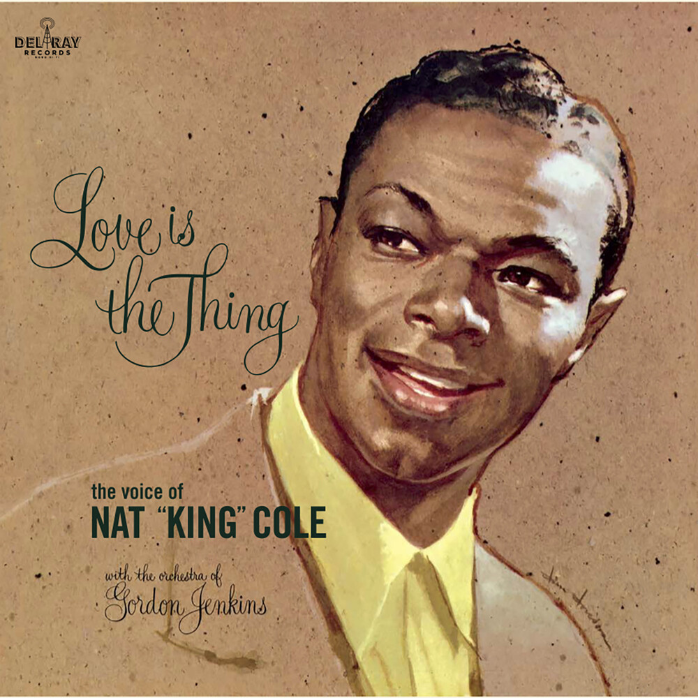 Nat King Cole - Love Is The Thing [LP]