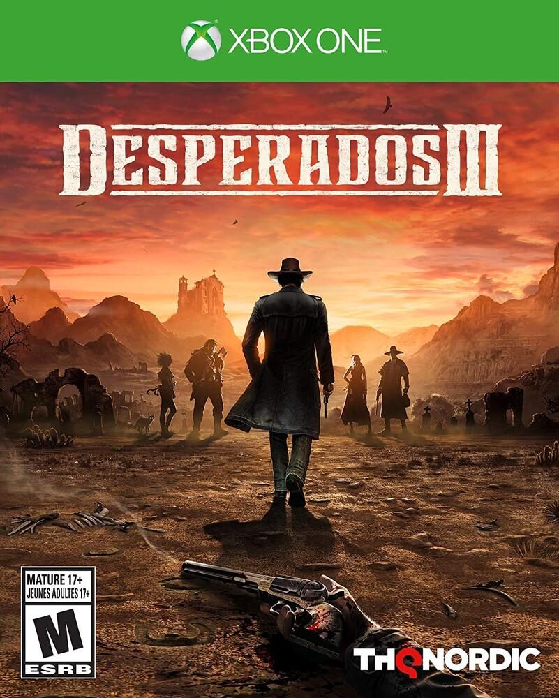 - Desperados 3