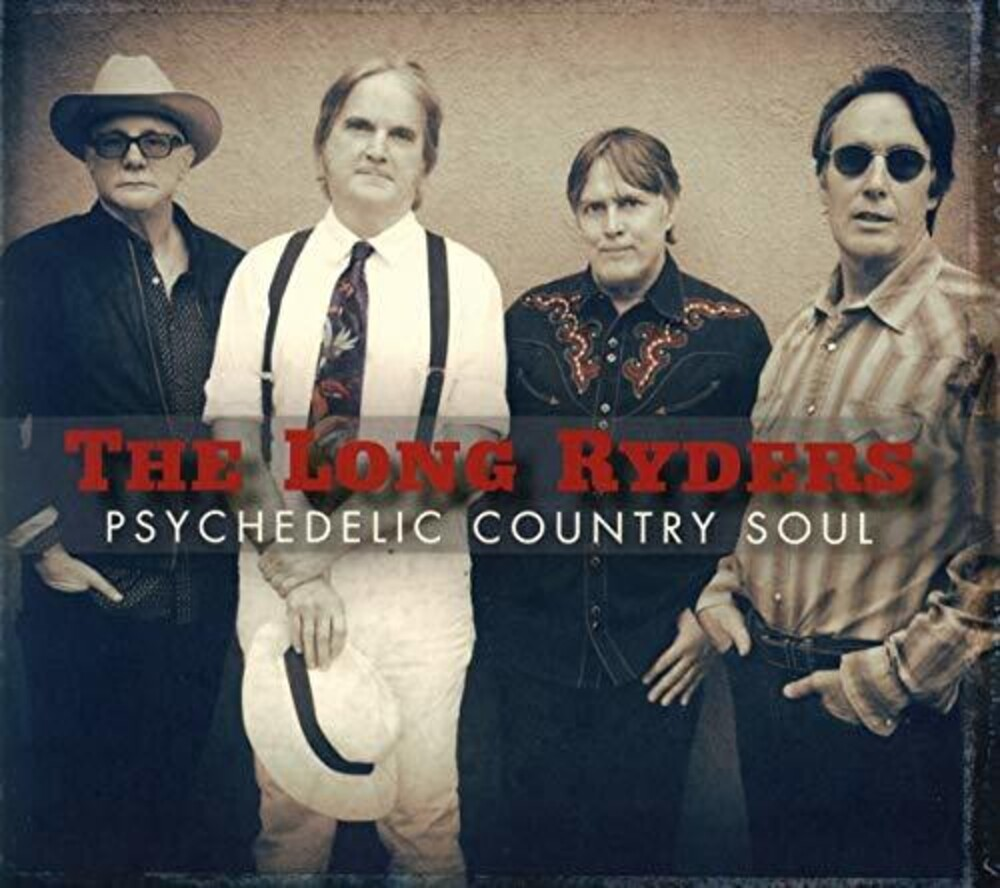 The Long Ryders - Psychedelic Country Soul [Import]