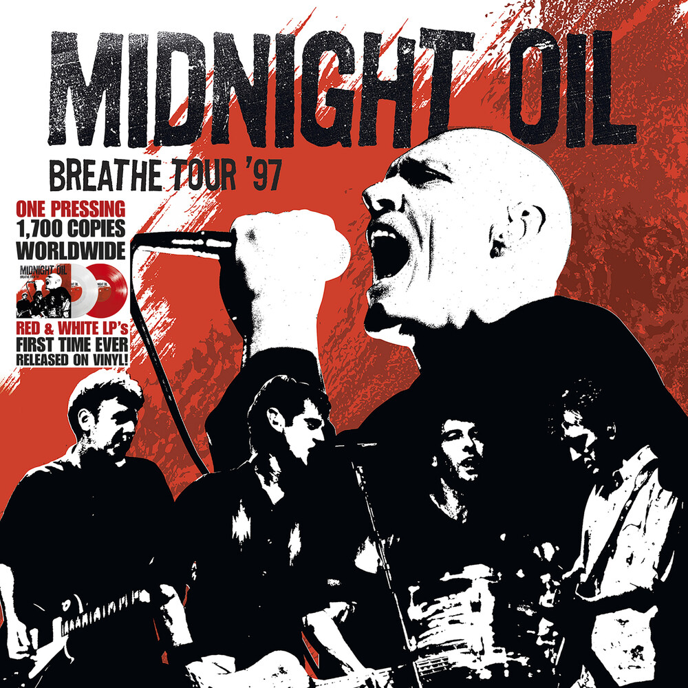 Midnight Oil - Pleasure Island, Live [RSD 2019]