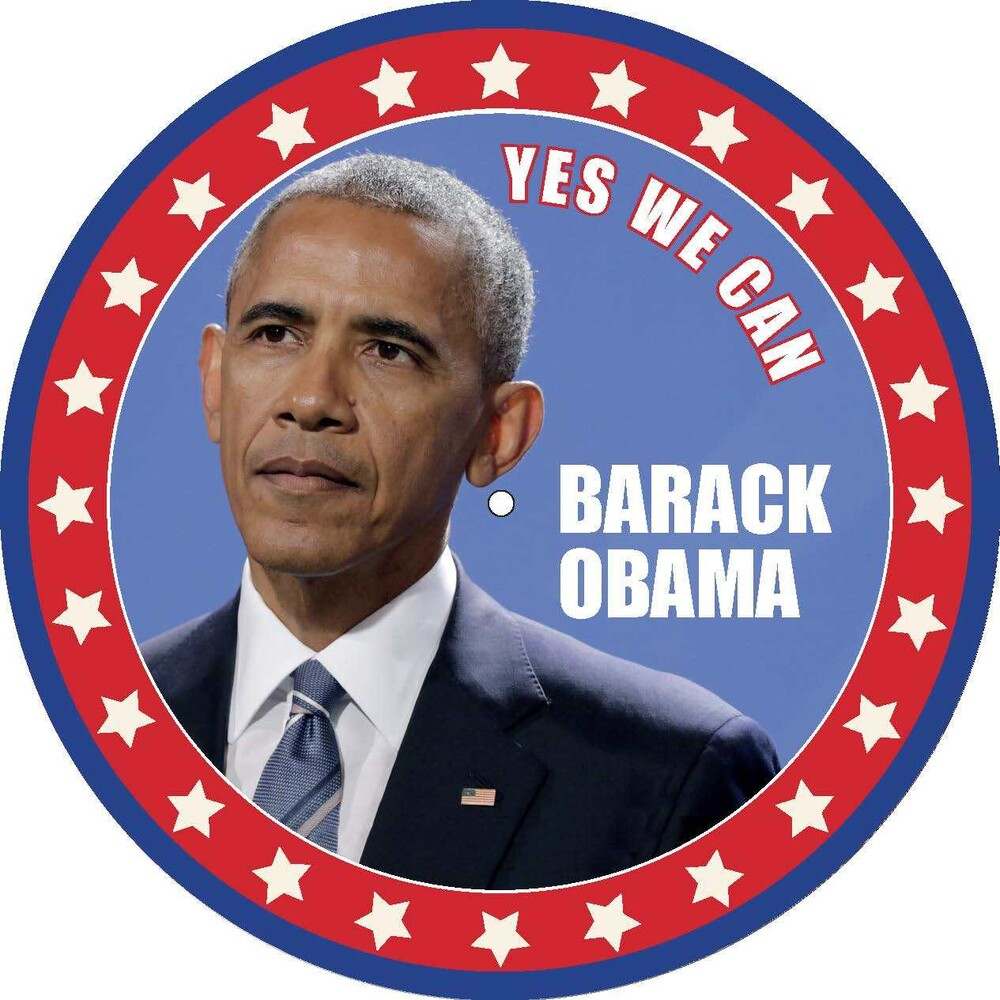 Barack Obama - Yes We Can (Pict)