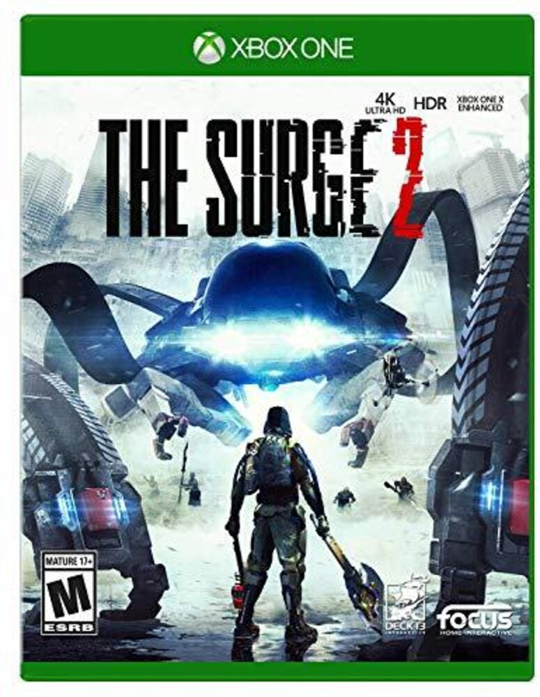 - The Surge 2 for Xbox One