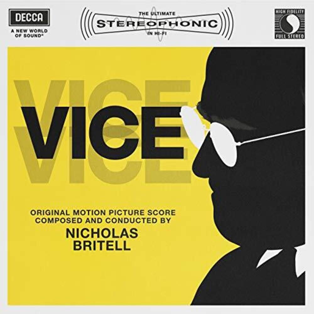 Nicholas Britell - Vice (Score) / O.S.T.