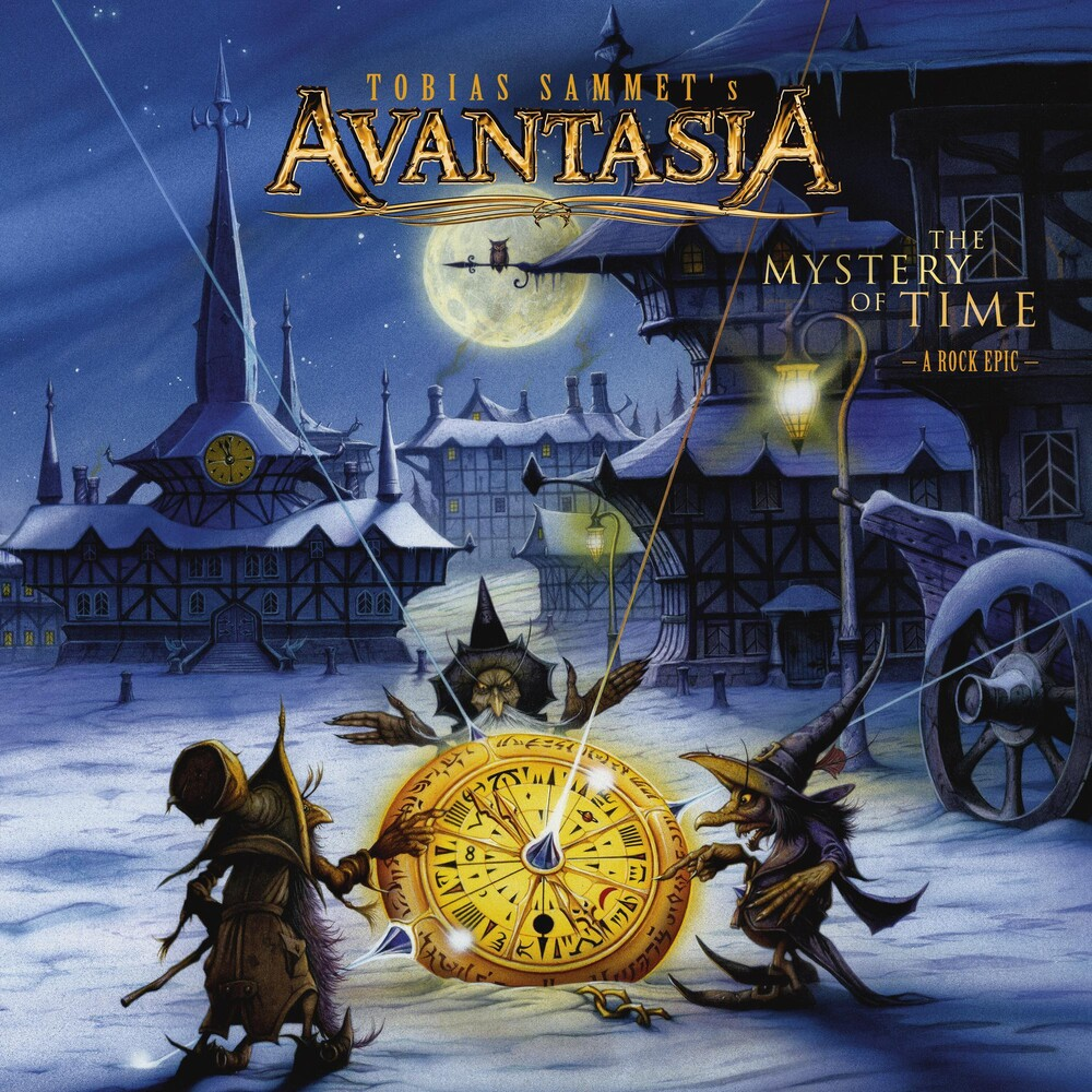 Avantasia - Mystery Of Time