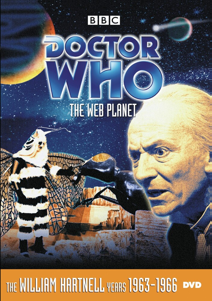 - Doctor Who: The Web Planet