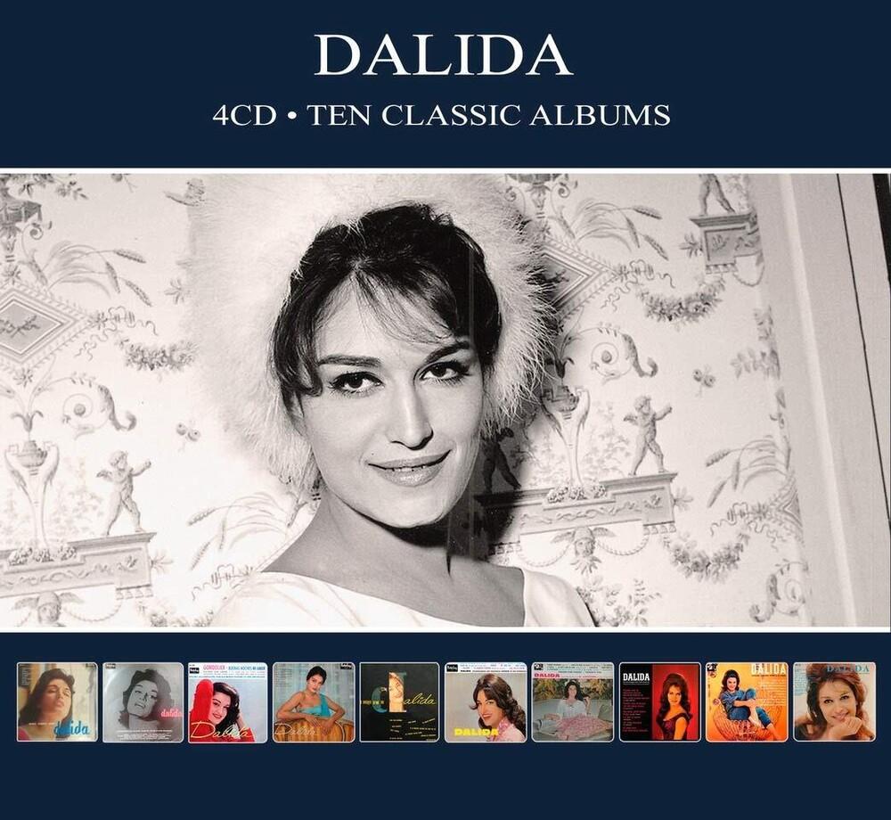 Dalida - Ten Classic Albums [Digipak] (Hol)
