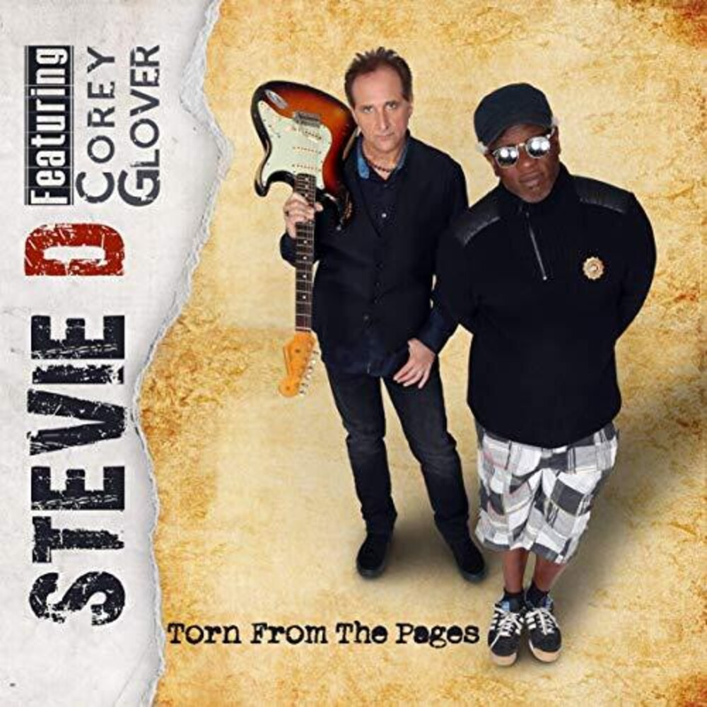 Stevie D / Corey Glover - Torn From The Pages