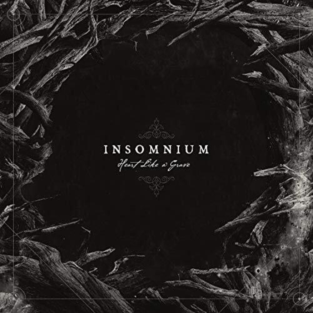 Insomnium - Heart Like A Grave [Import Limited Edition Deluxe]