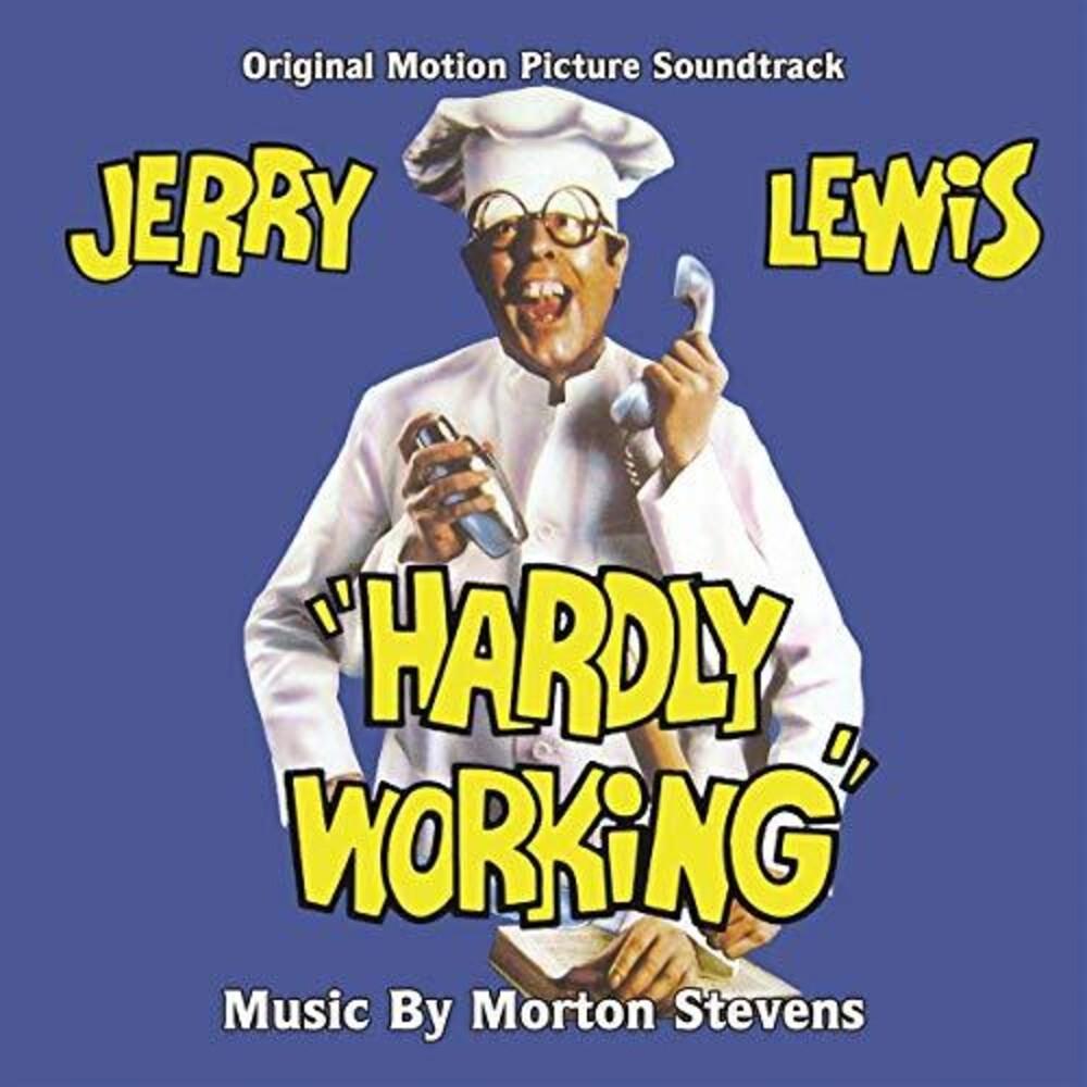 Morton Stevens - Hardly Working - Original Motion Picture Soundtrack
