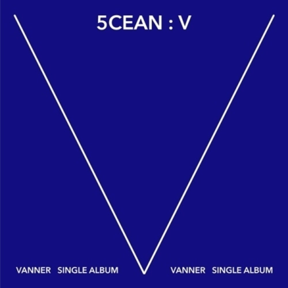 Vanner - 5cean: V [Limited Edition] [With Booklet] (Phot) (Asia)