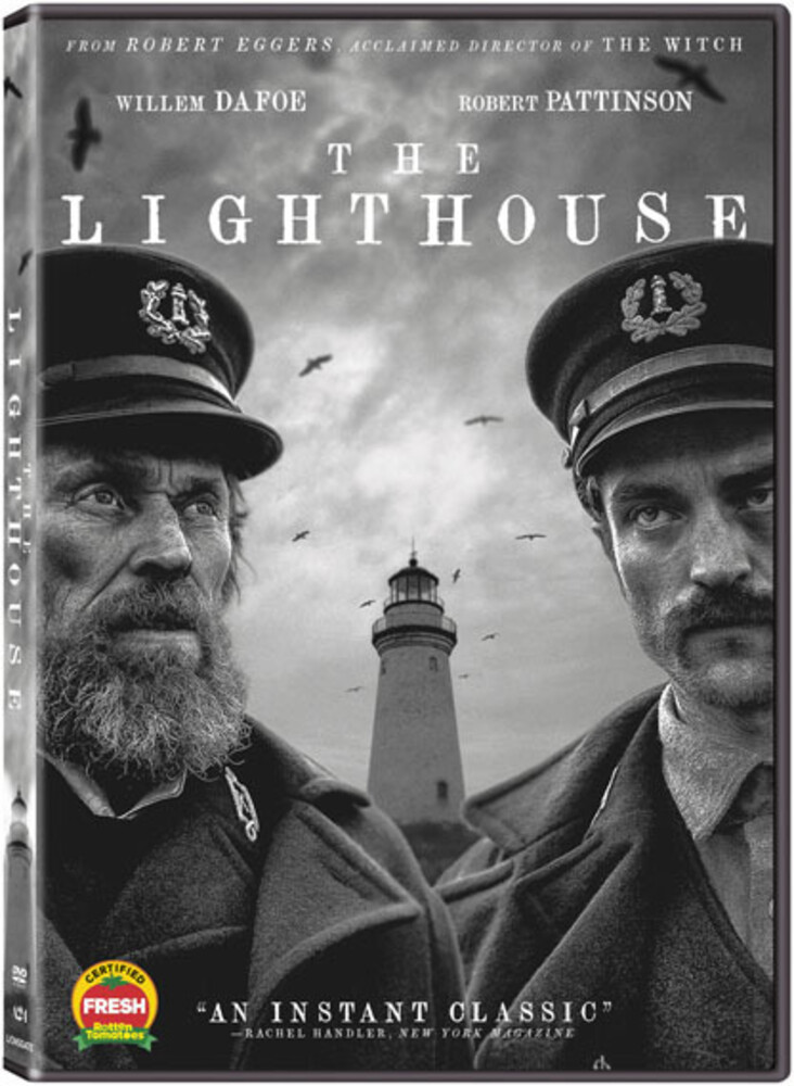 The Lighthouse [Movie] - The Lighthouse