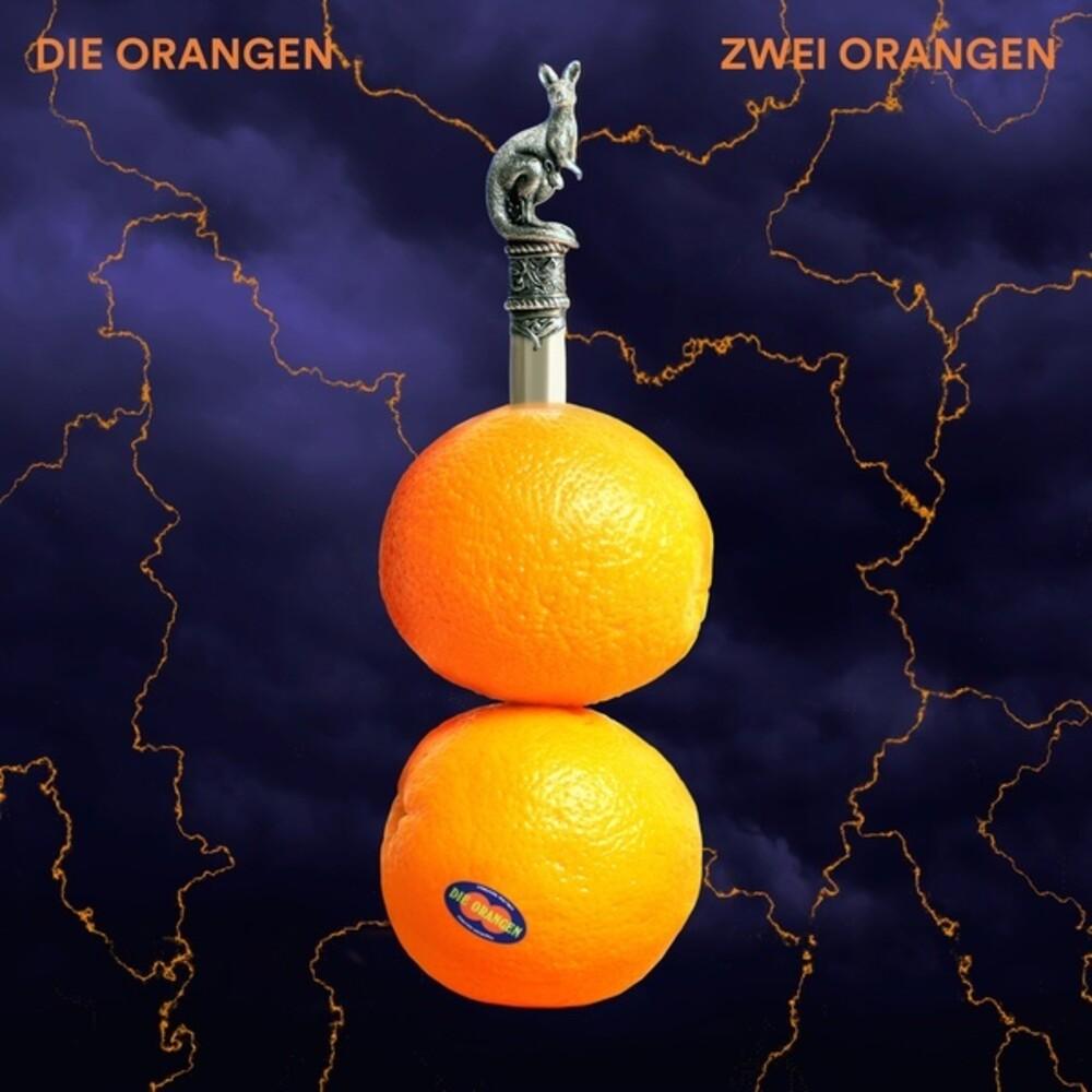 Die Orangen - Zwei Orangen (2pk)