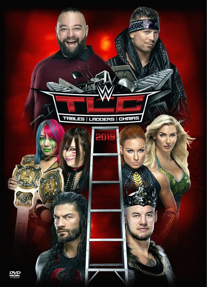 WWE: Tlc - Tables Ladders & Chairs 2019 - WWE: TLC: Tables, Ladders And Chairs 2019