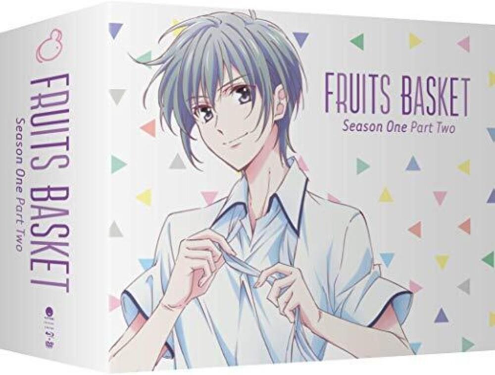 Fruits Basket: Season One - Part Two - Fruits Basket: Season One - Part Two (4pc) (W/Dvd)