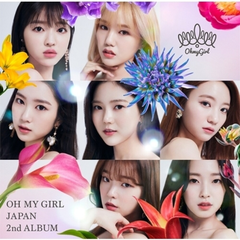 Oh My Girl - Oh My Girl (Japan 2nd Album)