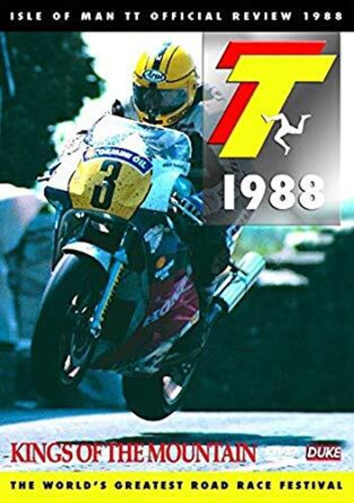 1988 Isle of Man Tt Review: Kings of the Mountain - 1988 Isle Of Man Tt Review: Kings Of The Mountain