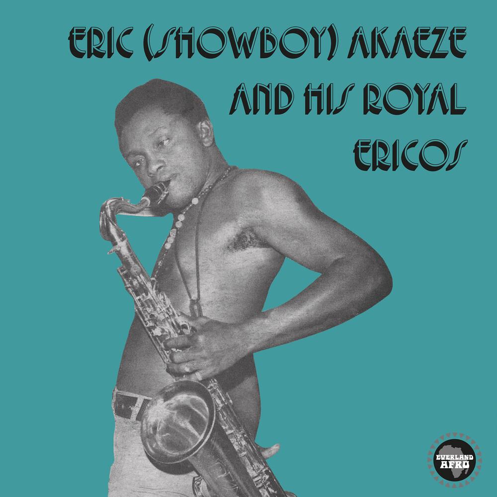Eric Showboy Akaeze & His Royal Ericos - Ikoto Rock