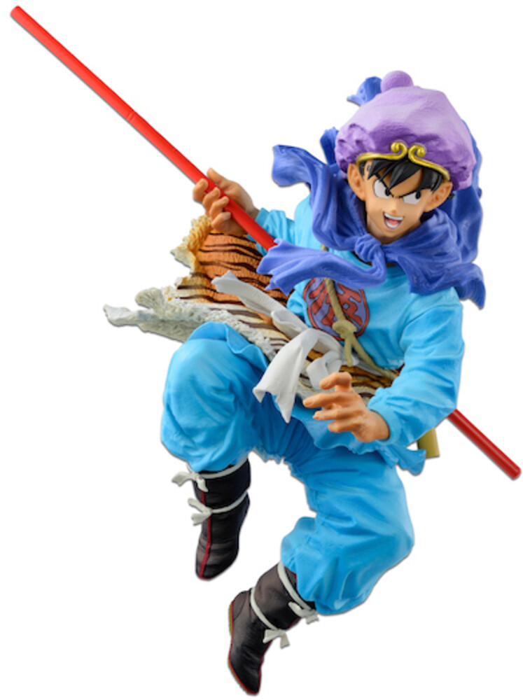Banpresto - BanPresto Dragaon Ball Z Banpresto World Colosseum vol.5 Figure