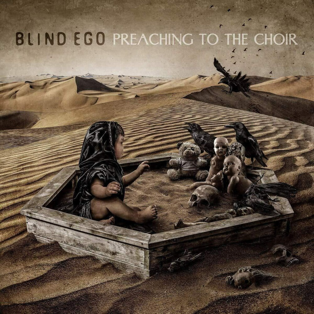 Blind Ego - Preaching To The Choir (Gate) (Gol) [Limited Edition]