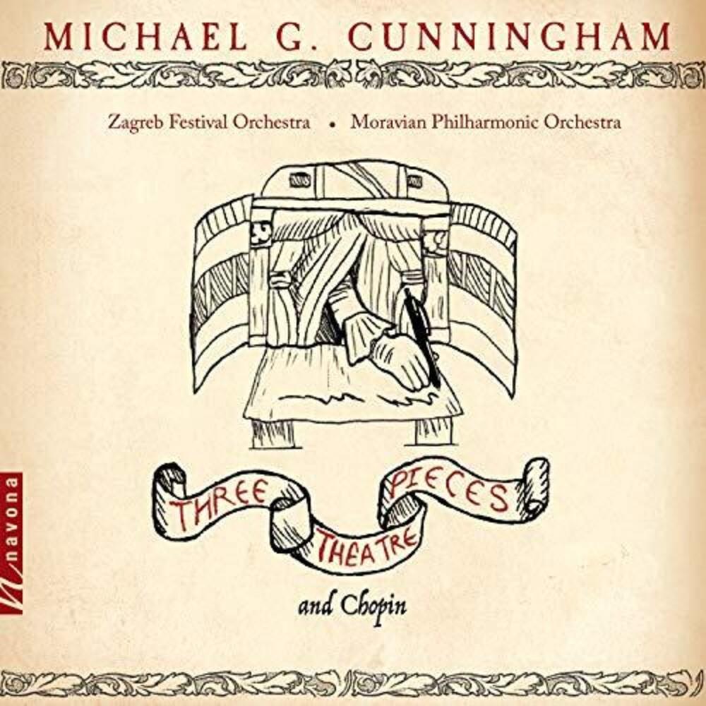 Cunningham - Three Theatre Pieces & Chopin