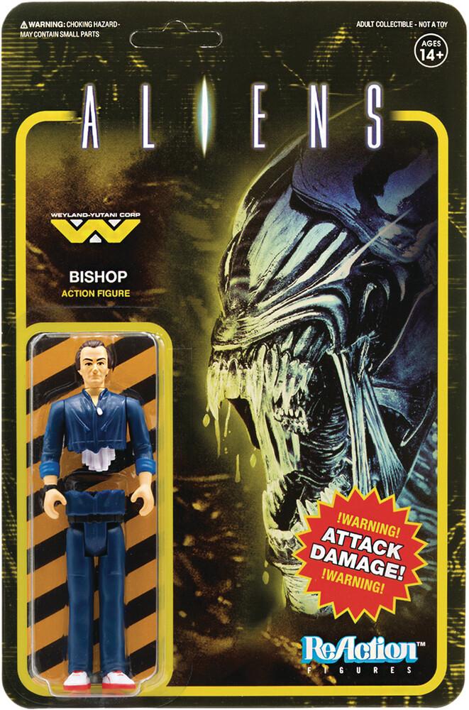 Aliens Reaction Figure - Bishop - Aliens ReAction Figure - Bishop