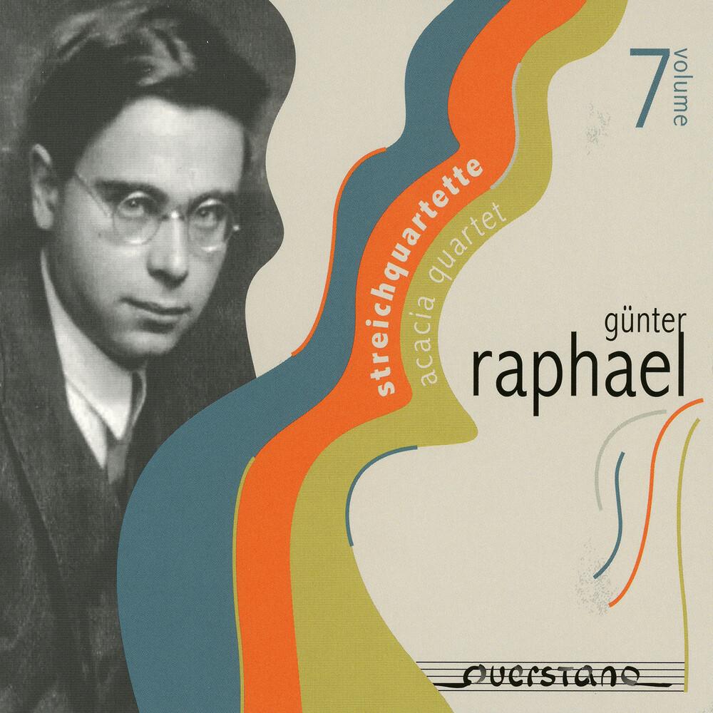 Raphael / Acacia Quartet - Raphael-Edition 7