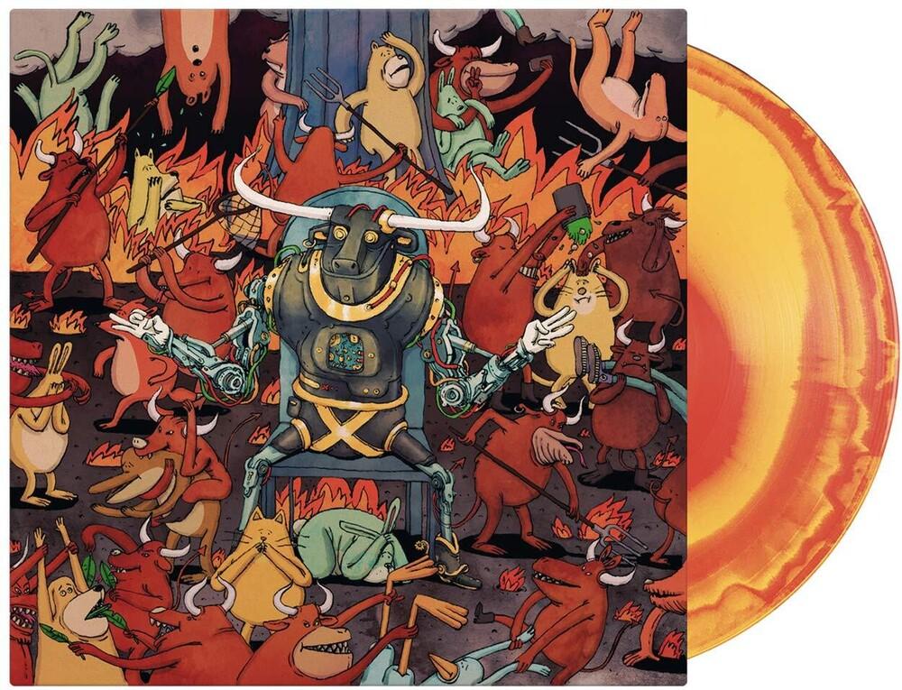Dance Gavin Dance - Afterburner [Color LP]
