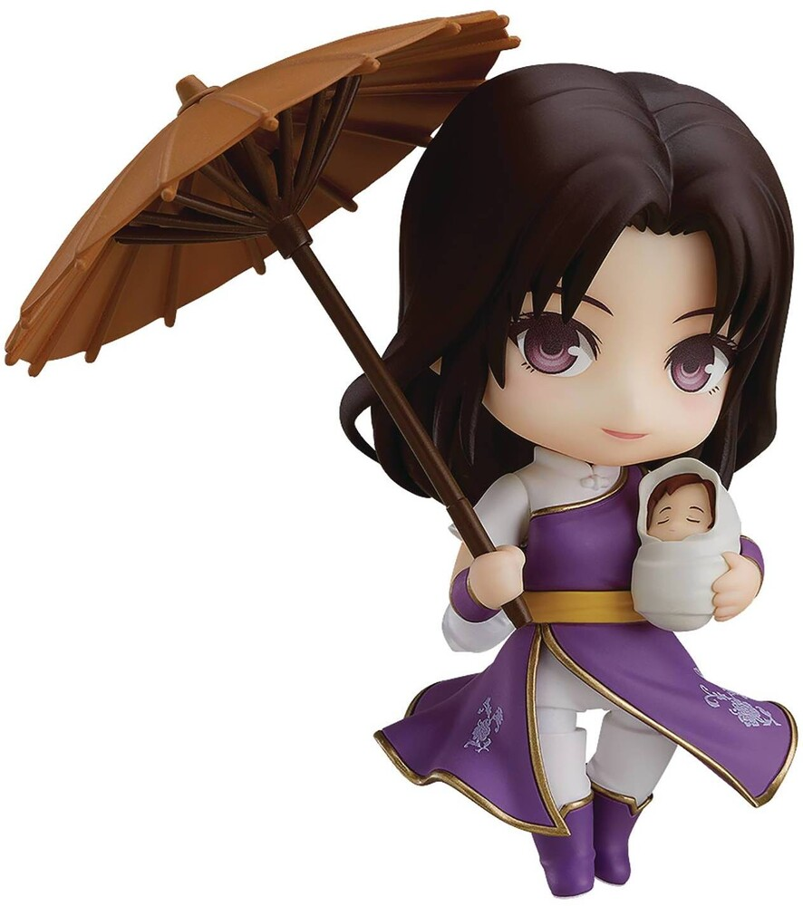 Good Smile Company - Good Smile Company - Chinese Paladin Sword & Fairy Lin Yueru NendoroidAction Figure Dlx Version