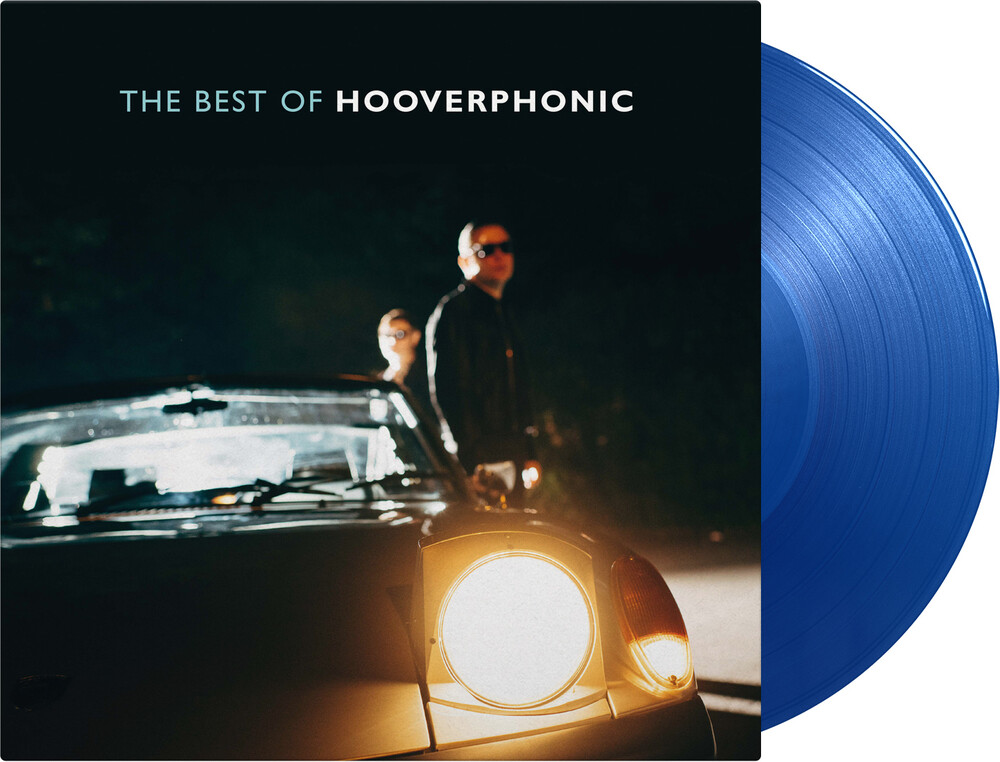 Hooverphonic - Best Of Hooverphonic (Blue) (Gate) (Ogv)