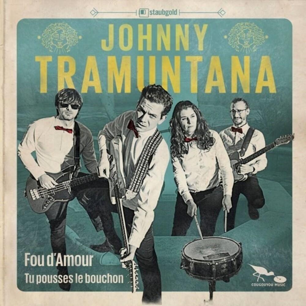 Johnny Tramuntana - Fou d'Amour