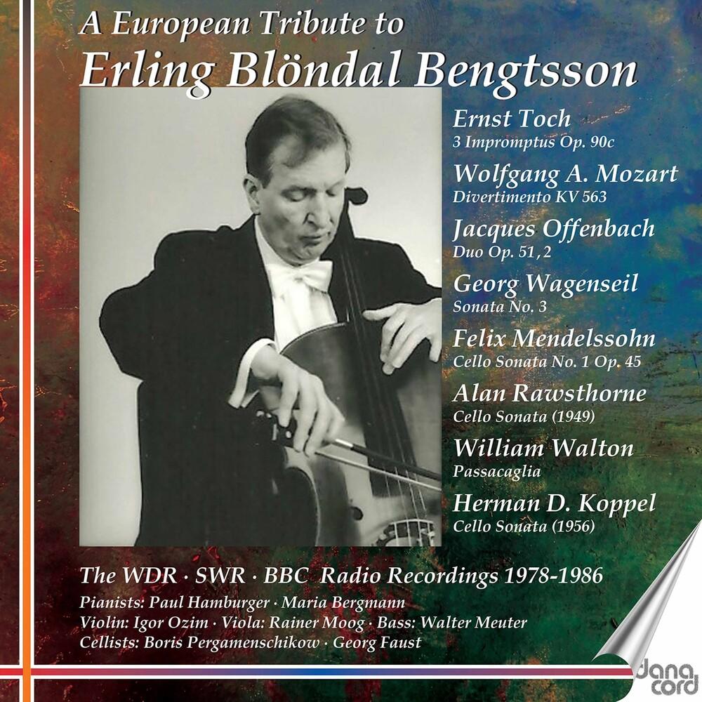 Erling Blöndal Bengtsson - European Tribute (2pk)
