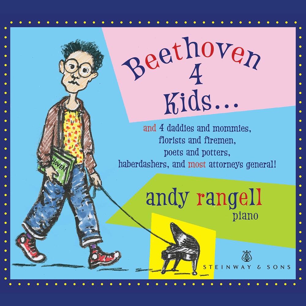 Beethoven / Rangell - Beethoven 4 Kids (W/Dvd) (2pk)