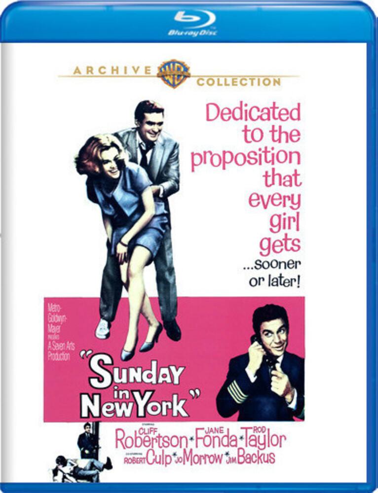 - Sunday In New York (1963) / (Full Mod Amar)