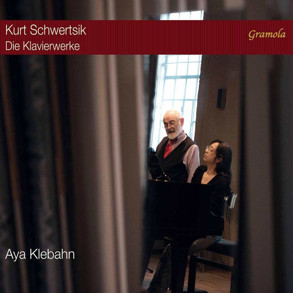Schwertsik / Klebahn - Die Klavierwerke