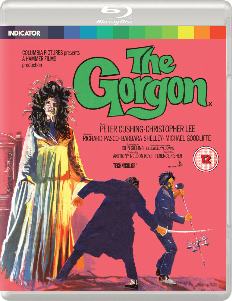 Gorgon - Gorgon / (Uk)