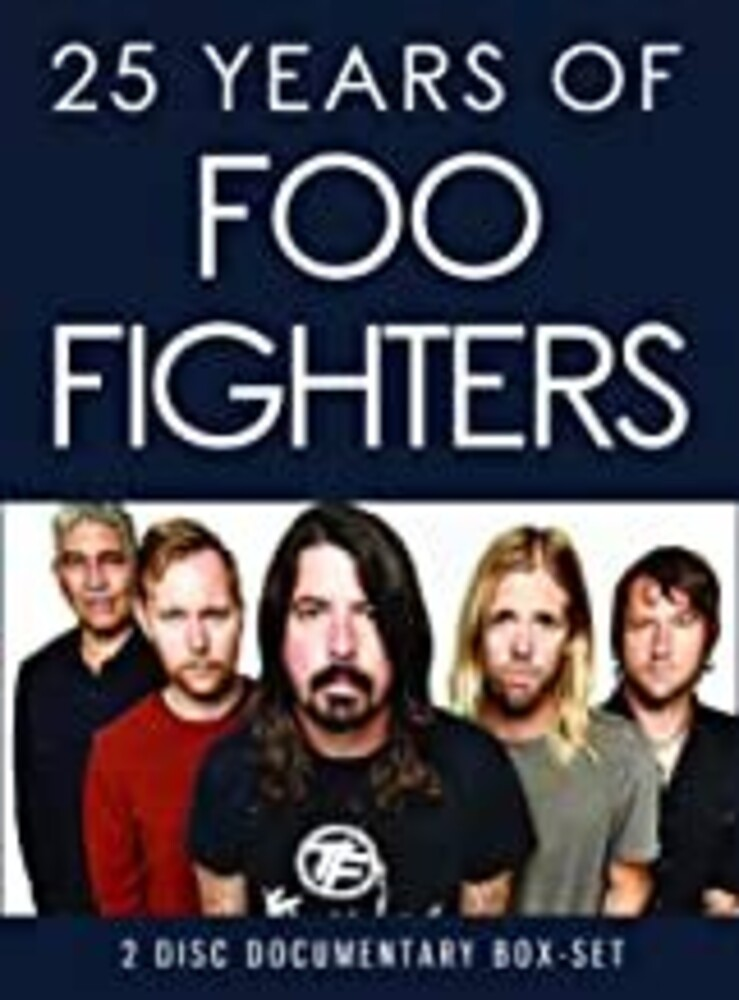 - 25 Years Of The Foo Fighters (2pc)