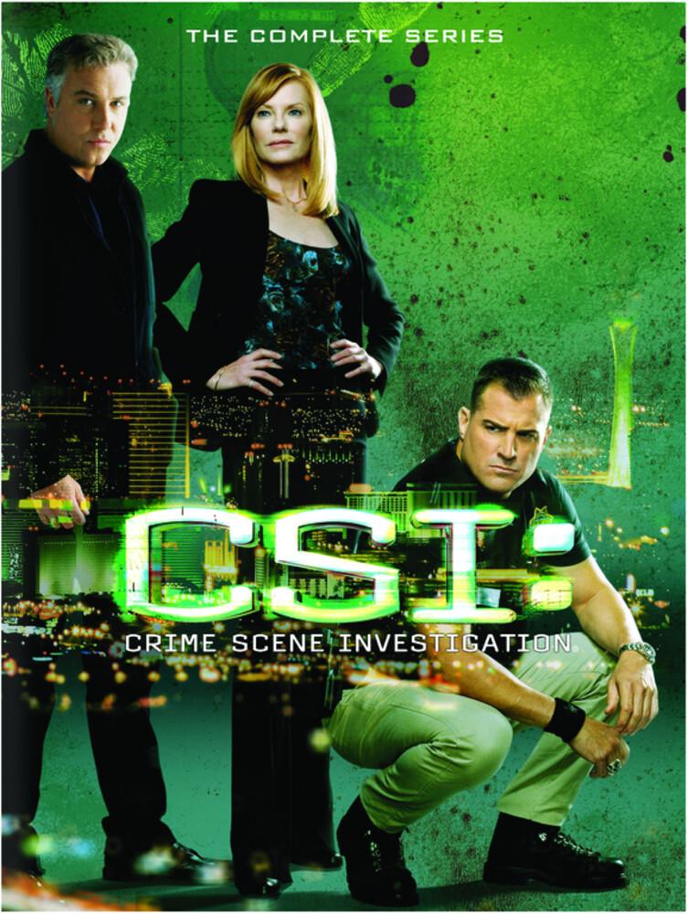 CSI: Crime Scene Investigation - Complete Series - Csi: Crime Scene Investigation - Complete Series