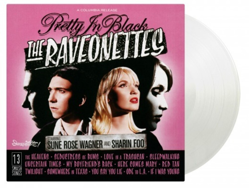 Raveonettes - Pretty In Black [Clear Vinyl] [Limited Edition] [180 Gram] (Hol)