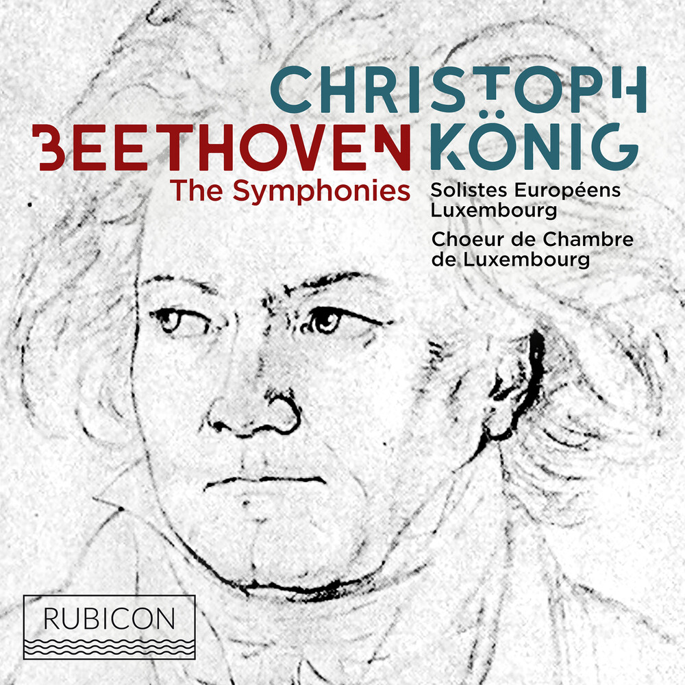 Christoph Konig - Beethoven: The Symphonies