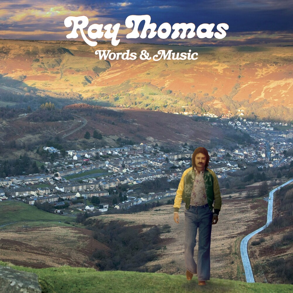 Ray Thomas - Words & Music (W/Dvd) [Remastered] (Ntr0) (Uk)