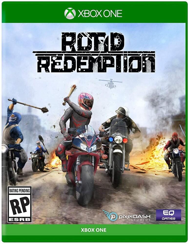 Xb1 Road Redemption - Xb1 Road Redemption