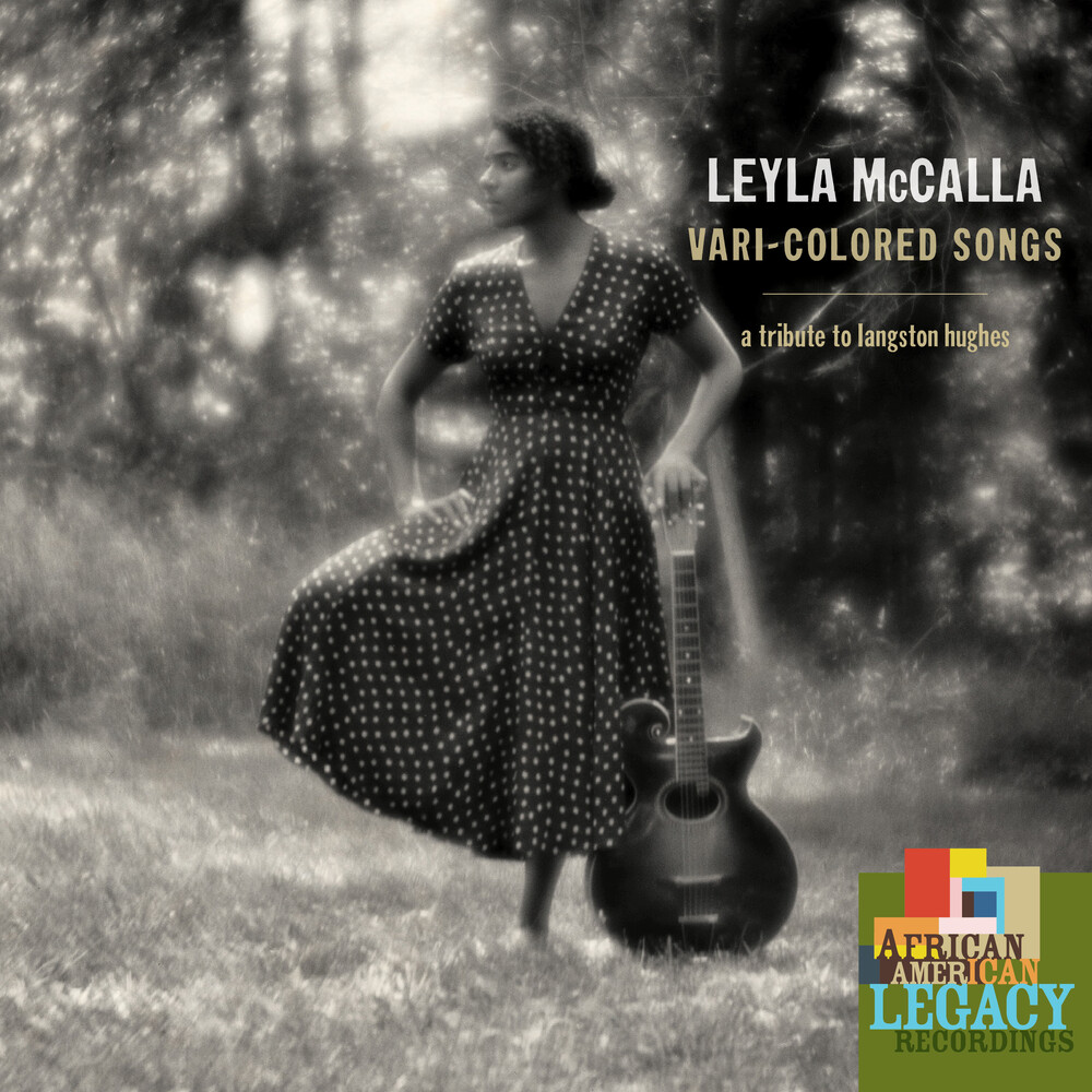 Leyla McCalla - Vari-Colored Songs [LP]