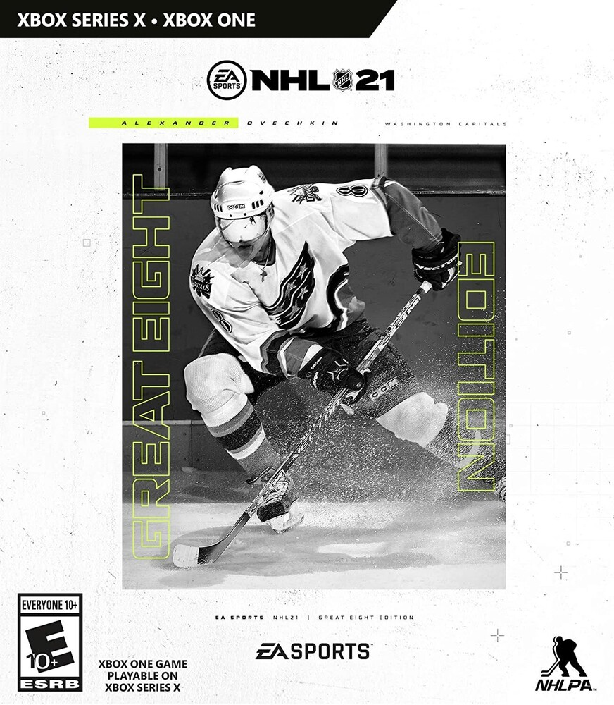 Xbx NHL 21 Ultimate Edition - Xb1 Nhl 21 Ultimate Edition (Ult)