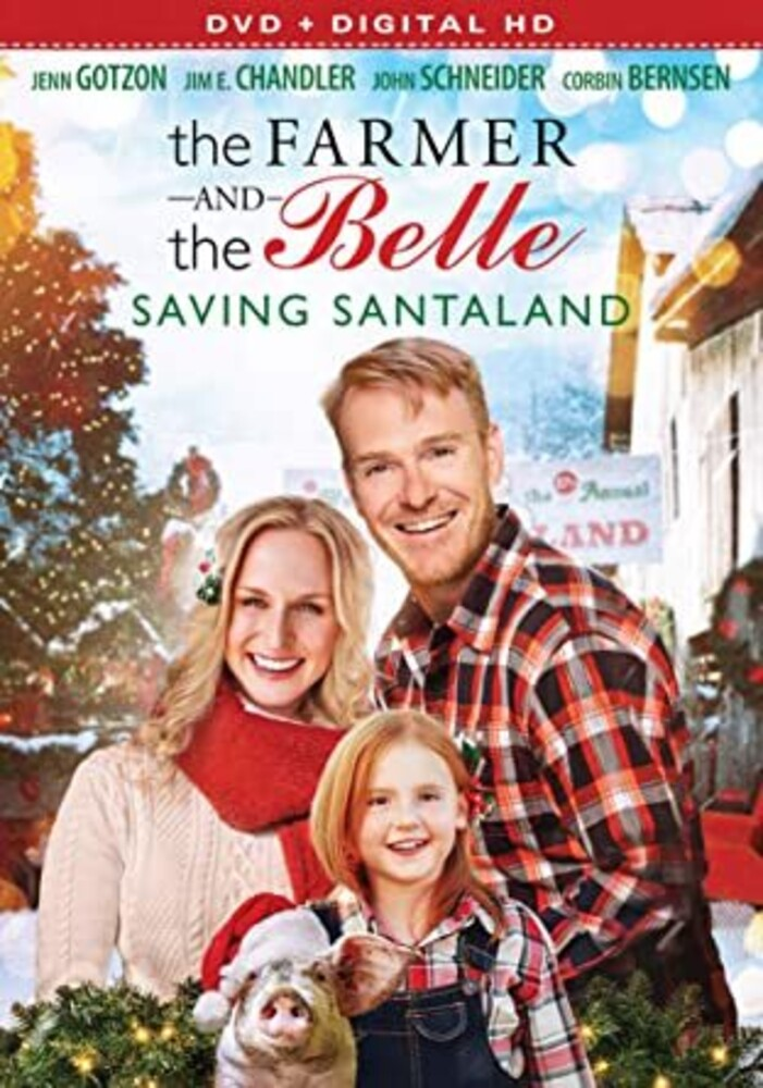 Farmer & the Belle: Saving Santaland - The Farmer And The Belle: Saving Santaland