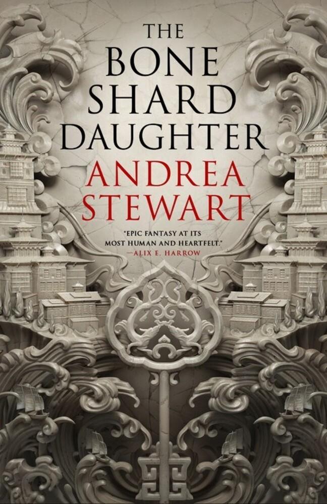 - The Bone Shard Daughter: A Drowning Empire Novel