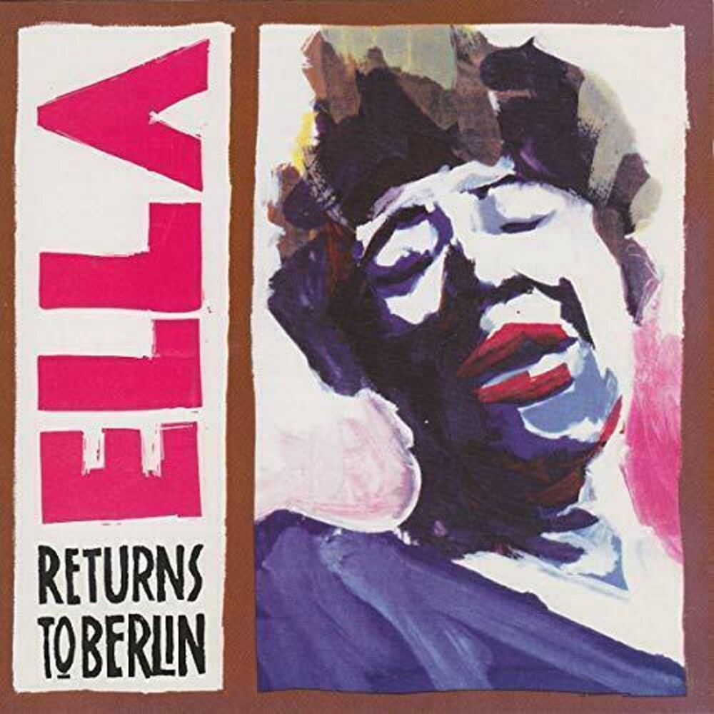 Ella Fitzgerald - Ella Returns To Berlin (Hqcd) [Import]