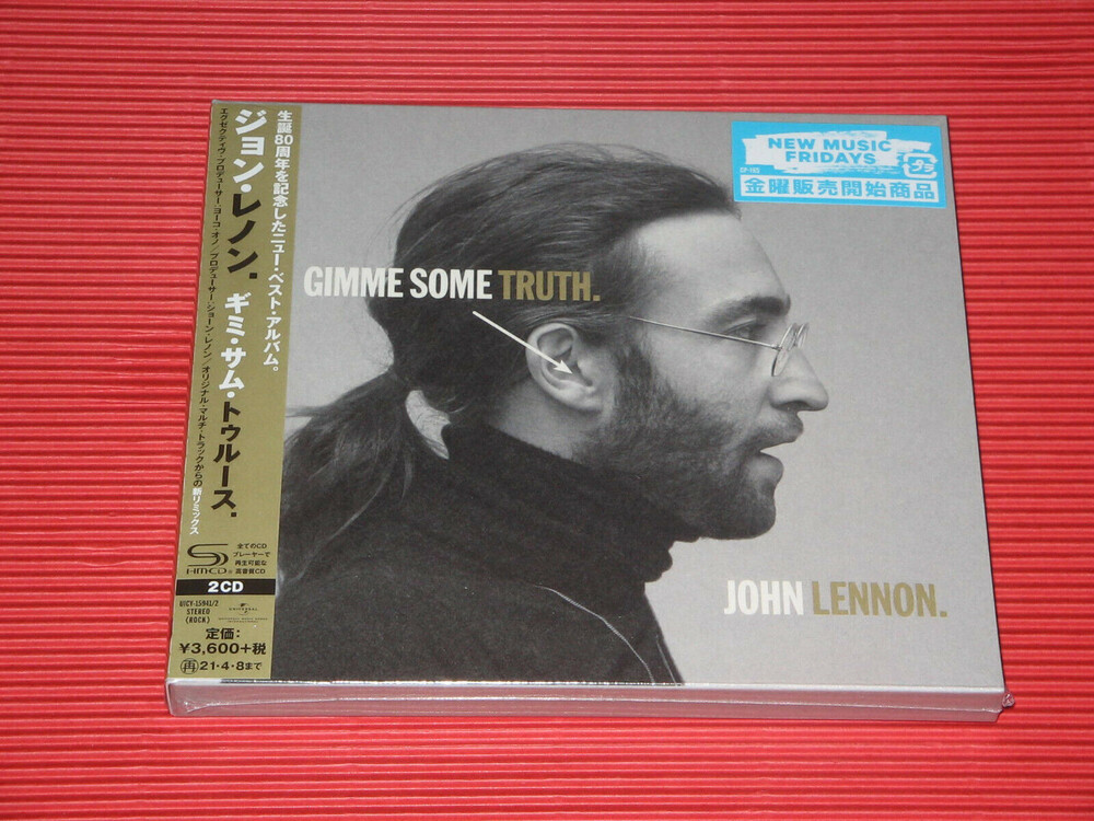 John Lennon - Gimme Some Truth [Import 2CD]
