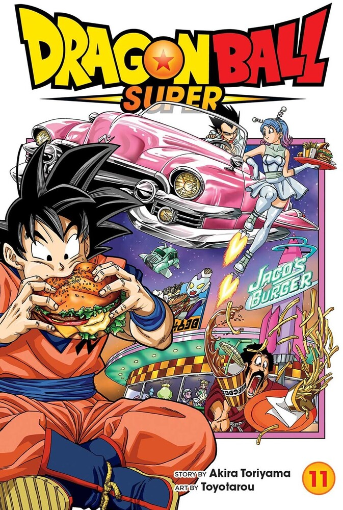 Toyotarou - Dragon Ball Super, Vol. 11