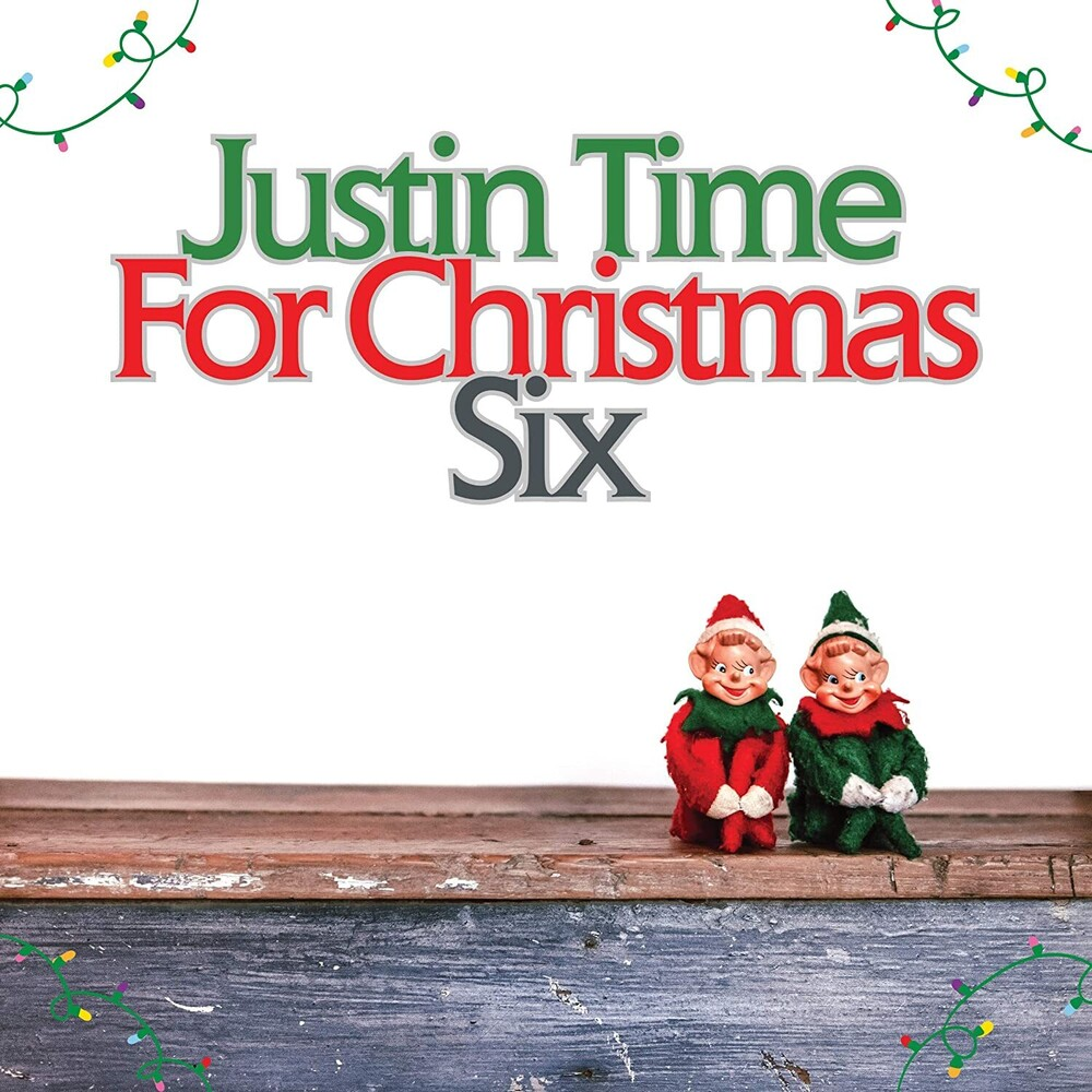 Justin Time For Christmas 6 / Various - Justin Time For Christmas, Vol. 6
